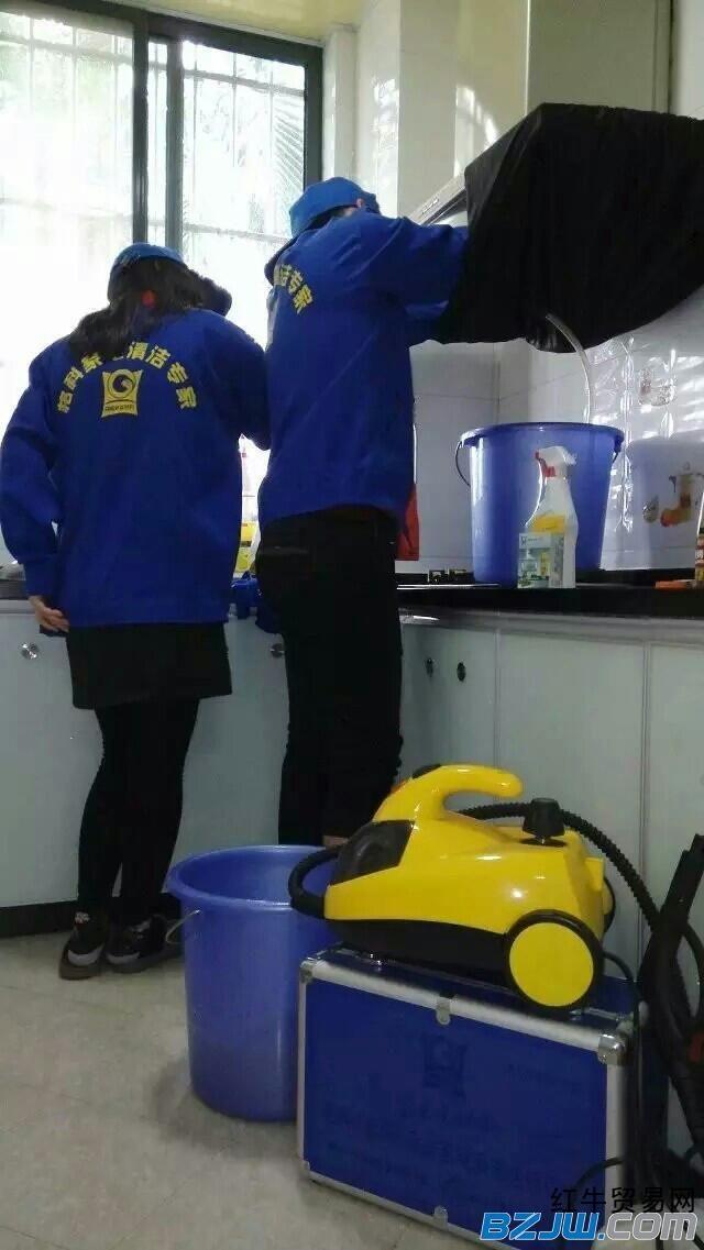 江西南昌市家电清洗哪家品牌好?2018年油烟机清洗服务赚钱吗