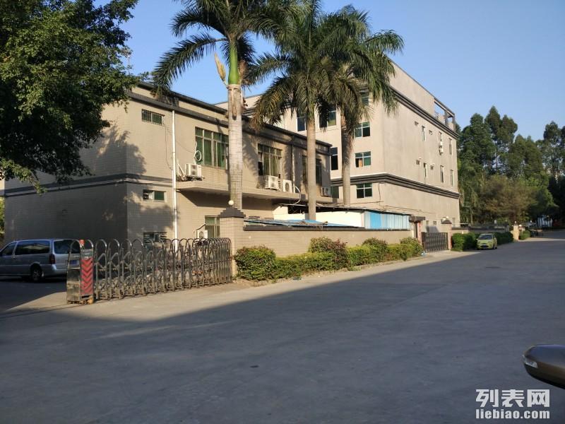 龙华新区观澜机荷高速旁独院厂房4600平米