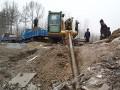 廊坊非开挖地下打孔 非开挖顶管拉管穿线 马路穿孔