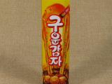 韩国进口食品 海太碳烤薯条土豆条 27g
