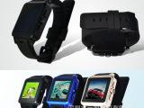 安卓4.2版本智能腕表手机 MTK6572方案双核CPU穿戴设备