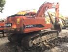 个人转让斗山225-7二手挖掘机 车况好包送