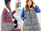 2013韩版 冬季新款 宽松长款保暖加厚 羽绒服女品牌杭州厂家批