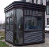 宁夏氟碳喷漆值班岗亭价格如何-实用的银川不锈钢岗亭
