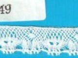 展宏花边厂生产各种款式新颖,环保耐用的棉花边织物。