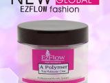 美国进口EzFlow水晶粉/雕花粉/美甲用品批发