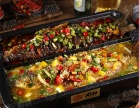 藏式秘汁烤鱼加盟 龙潮美式炭火烤鱼加盟