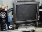 二手电视、音响、DVD、电视柜