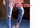 批发广州工厂牛仔裤尾货在哪里有2元库存牛仔裤批发摆摊