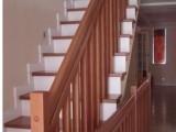 实木楼梯材质 别墅楼梯制作工艺 上海楼梯定制楼梯厂家