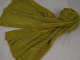 推荐冬季人造羊毛提花条纹披肩 多款纯色围巾披肩 款号jj0013