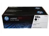 HP/惠普CC388AD黑色硒鼓双包装 1108系列激光打印机耗