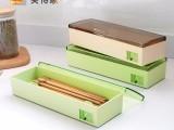 Metka高端家居用品品牌新品竹纤维系列筷子盒厨房家居用品