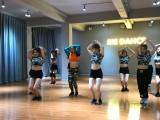 成都十年校区专业爵士舞DS领舞培训学校