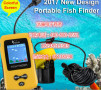 探鱼器掉大小鱼 超声波 充电 无线探鱼器热销精品