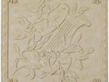 供应曼联立体花砖腰砖、仿古复古墙面瓷砖、防滑耐磨地面砖抛光砖