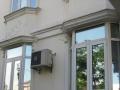 天通苑办公室写字楼玻璃贴膜磨砂膜装饰膜隔热膜