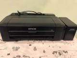 经典爱普生喷墨照片家用办公打印机 L310