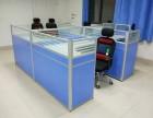 重庆沙坪坝厂家批发卡位桌屏风隔断折叠桌办公电脑桌椅