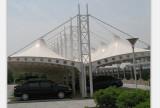 阳光板车棚厂家-安装快捷的膜结构停车棚推荐