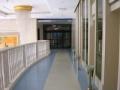 医院做地坪漆水泥自流平找平铺地胶塑胶地板地面固化抛