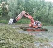 湖北水上挖掘机出租电话是多少