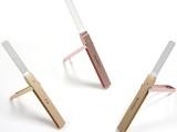 木之美专业纳米玻璃指甲锉 打磨搓条美甲工具亮甲神器抛光条