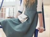 布同17春 品牌女装折扣批发 走份批发女装库存尾货