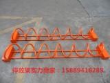 深圳玉鼎不銹鋼一對一自行車停放架