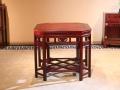 老挝红酸枝顶箱柜报价