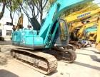 出售二手挖掘机 神钢140 手续齐全 全国包运