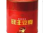 旺丰红油豆瓣500g瓶装 郫县豆瓣辣椒酱川菜之魂