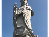 石雕滴水觀音 花崗巖三面觀音送子觀音大型觀音寺廟供奉佛像
