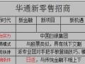 【上海华通新零售】加盟官网/加盟费用/项目详情