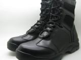 新款3513B-18 巡洋舰男靴军靴户外男士皮靴高帮鞋真皮男靴子