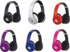 厂家批发魔音耳机 头戴式耳机SOLO 折叠伸缩 手机耳机批发