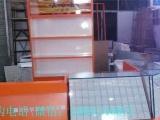 海口新款烟柜低价木质转角柜玻璃烟草柜商店用烟草公司指定