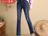 黑色牛仔裤尾货服装批发赶集北京服装批发市场尾货批发