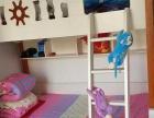 儿童房上下铺全新,衣柜学习桌