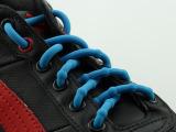 热卖韩版硅胶鞋带 懒人用品 夜光鞋带 发光鞋带 懒人鞋带厂家批发
