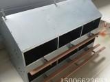 供应热镀锌板加厚耐腐蚀塑料垫板鸡用产蛋箱24穴自动产蛋箱