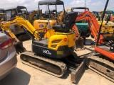 二手小挖機 18 20二手小型挖掘機 微挖果園溝渠室內等專用