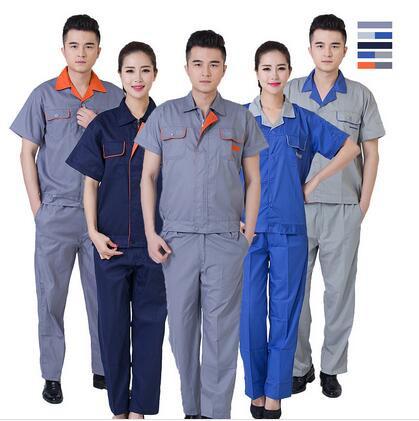 营口工作服定做 企业工装定制 营口工装T恤印刷定制
