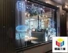 南京激光内雕发光玻璃 酒店餐厅隔断玻璃