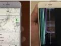 天津苹果6,6s外屏摔坏维修换屏幕多少钱