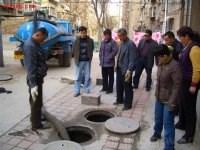 路路发管道疏通高压清洗疏通大型管道维修安装
