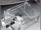 厂家直销 彩妆有机玻璃展示盒 亚克力注塑展示盒子 量大从优