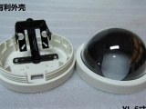 厂家摄像机外壳/外壳厂家/外壳/网络半球外壳/安防监控护罩/球罩