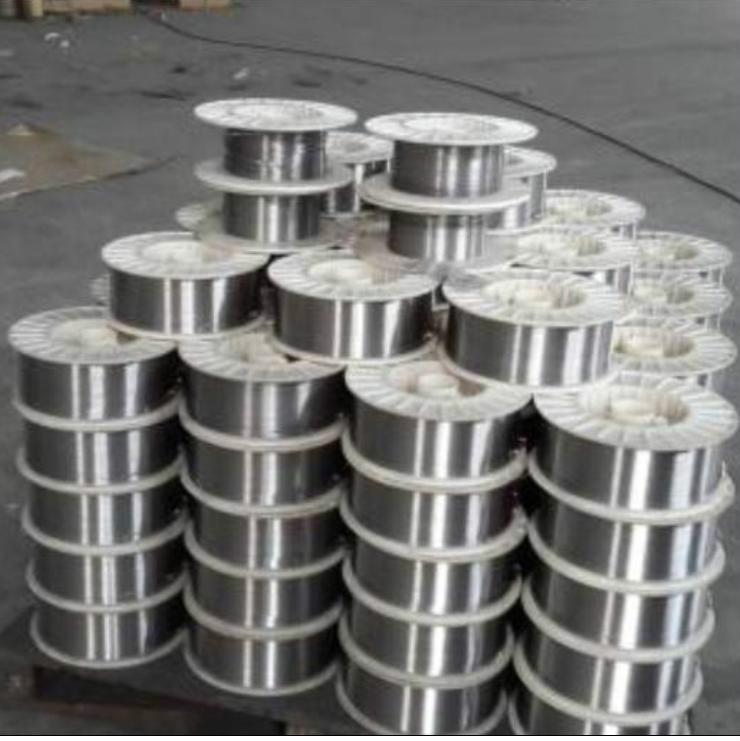 YD65电厂磨煤机磨辊耐磨堆焊修复药芯焊丝