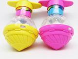 厂家直销 新款儿童小玩具陀螺 发光极速陀螺玩具 批发代理